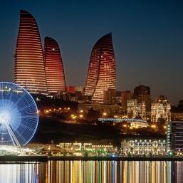 Новогодние каникулы! Дербент-Баку (Азербайджан) 4/3 ночи 19900 руб./чел.