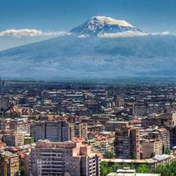 Две столицы Закавказья: Тбилиси+Ереван! 18900 руб./чел.