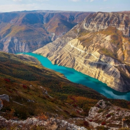 Большой тур. Кавказ с Запада на Восток