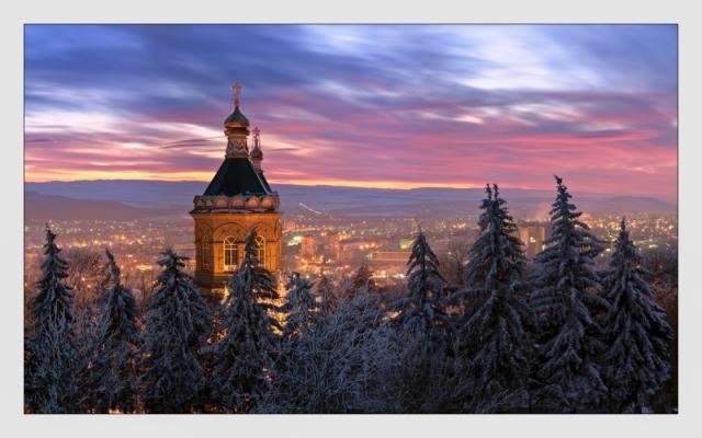 Храмы Пятигорска (Святые мощи Св. Матроны Московской)