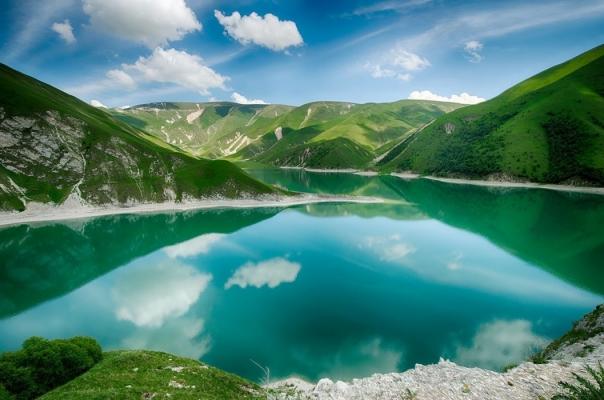 Горная Чечня+Грозный+Аргун+Шали