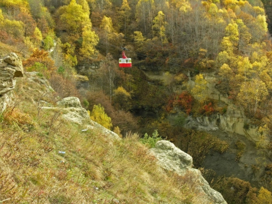 Горный Кисловодск-Долина Роз