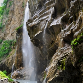 Чегемские водопады (мини-программа)