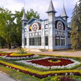Пятигорск-Лермонтовские места-Машук-Провал